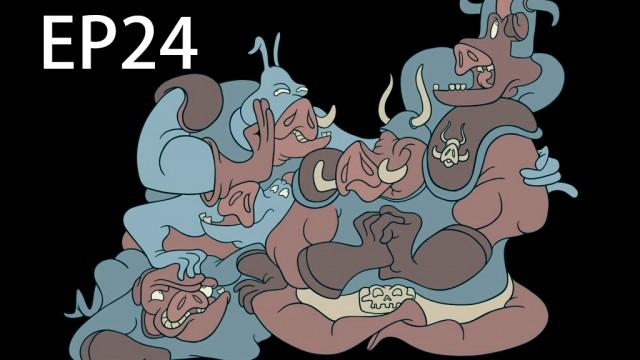 言靈奧秘 – EP24 – 風水法庭 : 魔間傳聞