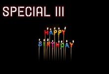 言靈奧秘 – SPECIAL III – 二世界冥壽特約‧言靈奧祕制作特輯