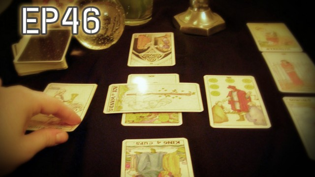 言靈奧秘 – EP46 : 塔羅冥想