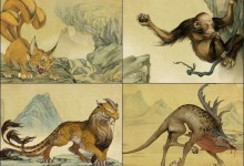 言靈奧祕EP312﹕中國的怪物產地﹕山海經