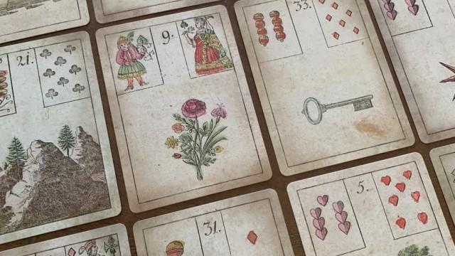言靈奧祕EP325﹕LENORMAND CARD揭祕